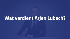 Wat verdient Arjen Lubach