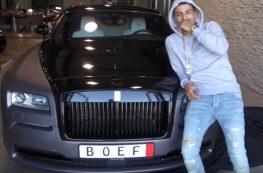 wat verdient rapper boef auto